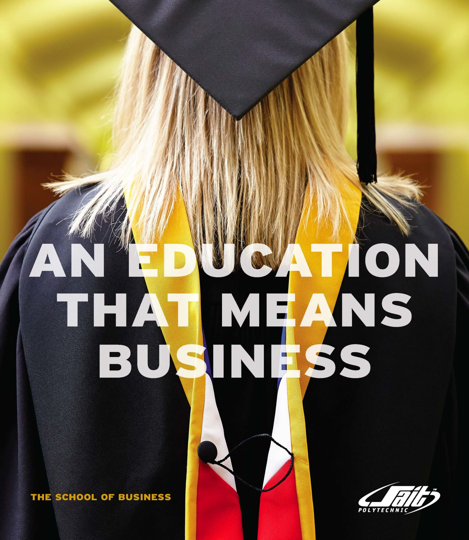SAIT School of Business View Book