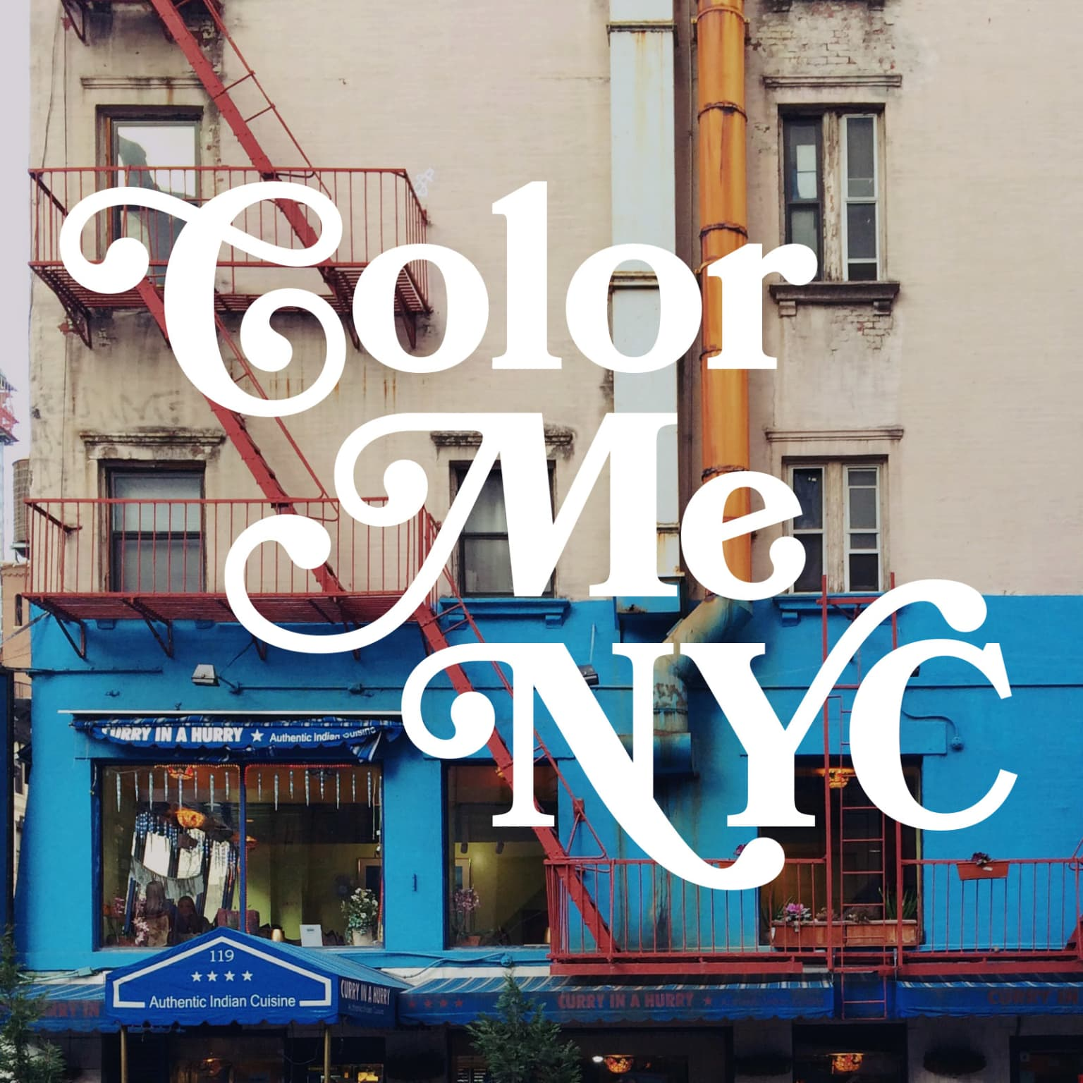 NYC Palettes