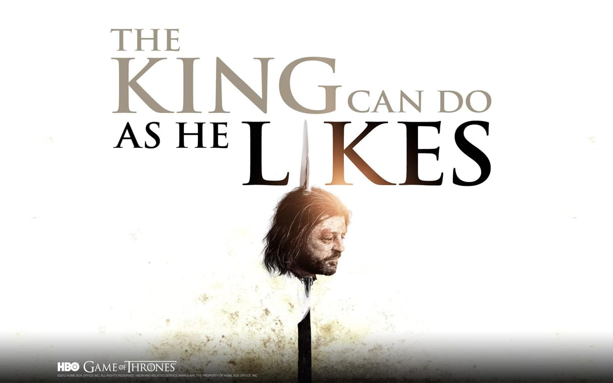 HBO Game of Thrones - season 2 - viral campaign