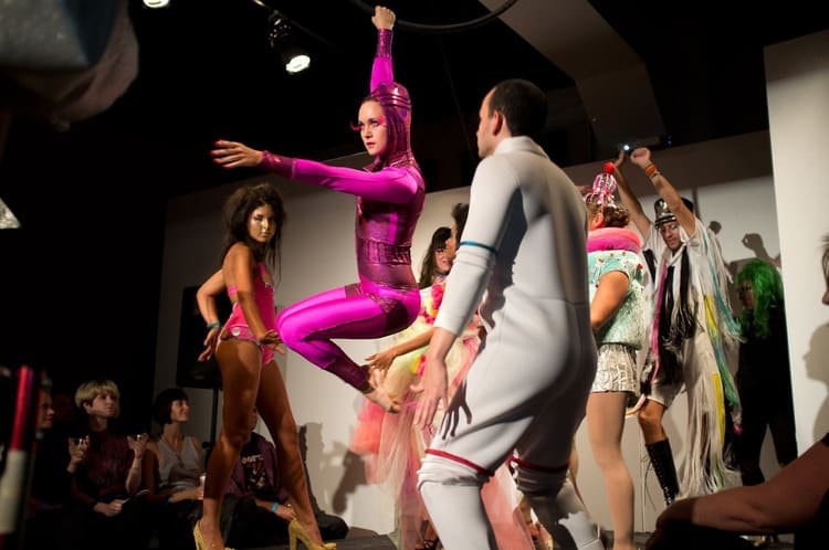 Intergalactic Candyland Theatrical Fashion Show