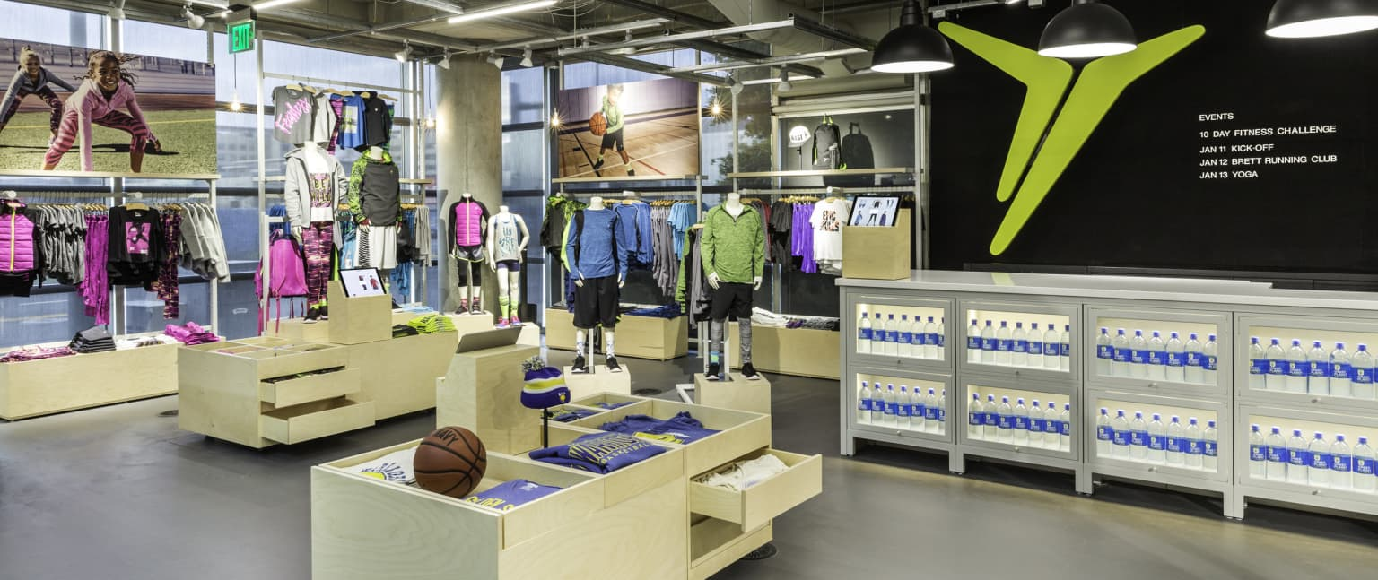 GAP INC.'S FIRST STORE OF THE FUTURE