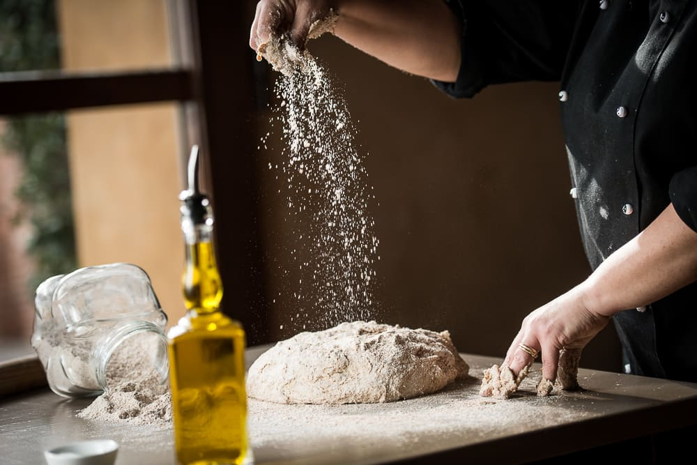 Tuscan Bread for The Grand Wine Tour