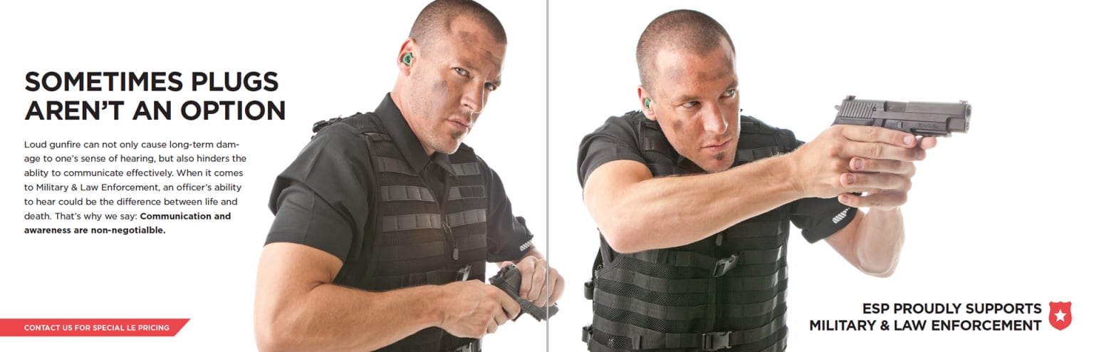 ESP Hearing Protection Devices