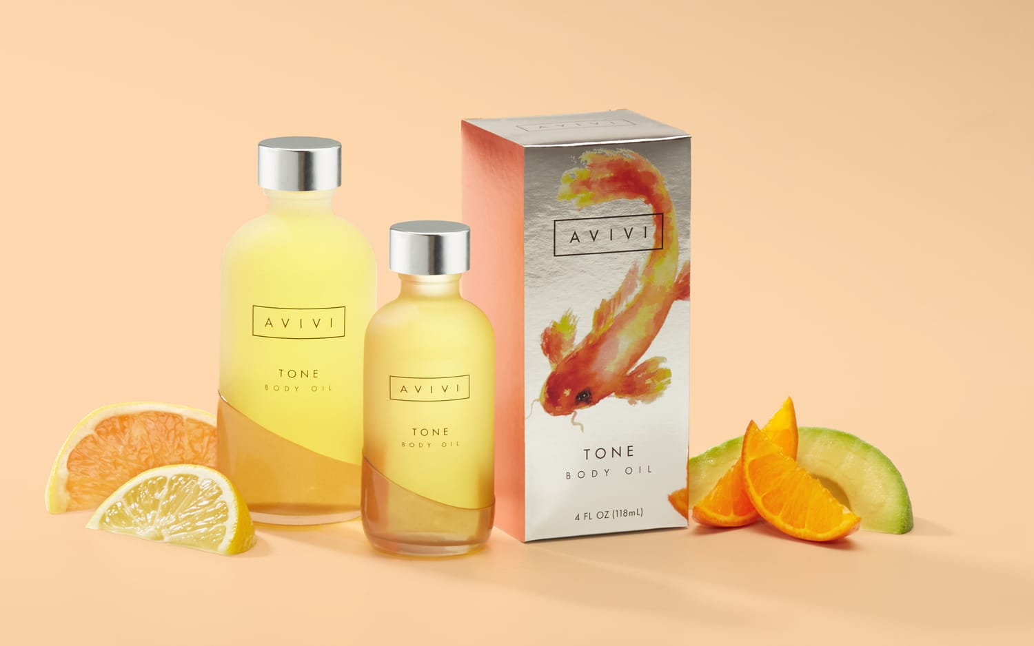 Avivi Beauty - Branding, Packaging, Digital