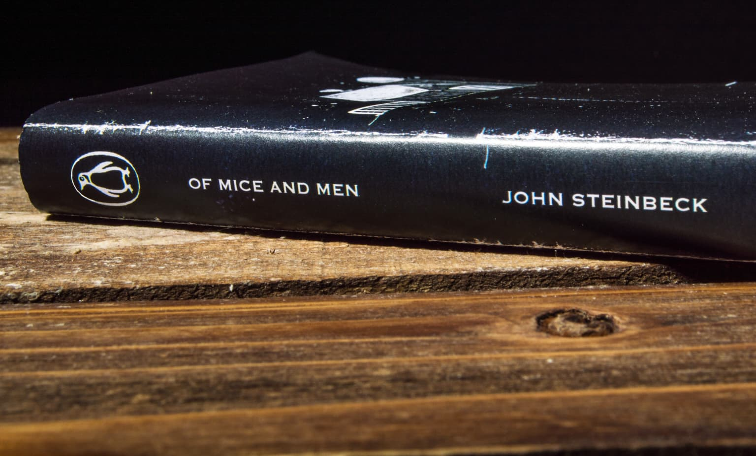 Of Mice & Men - Book Cover Design ( Student Project )
