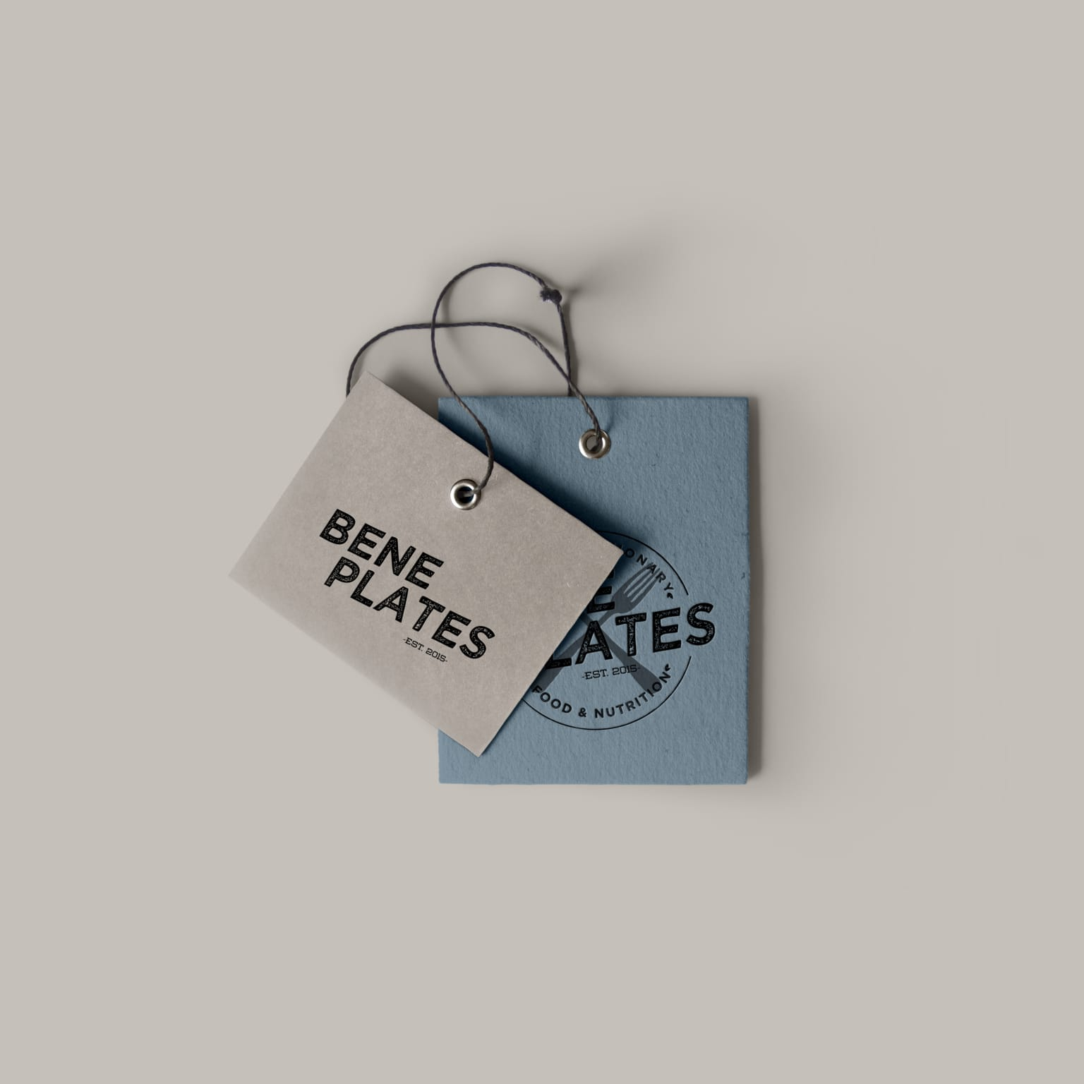 Brand Development: Bene Plates Food + Nutrition