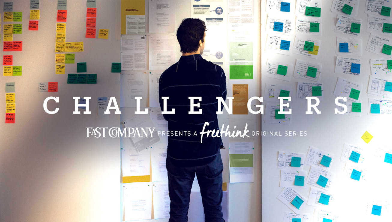 A Freethink Original Series - Challengers: Can AI Solve Our Biggest Problems?
