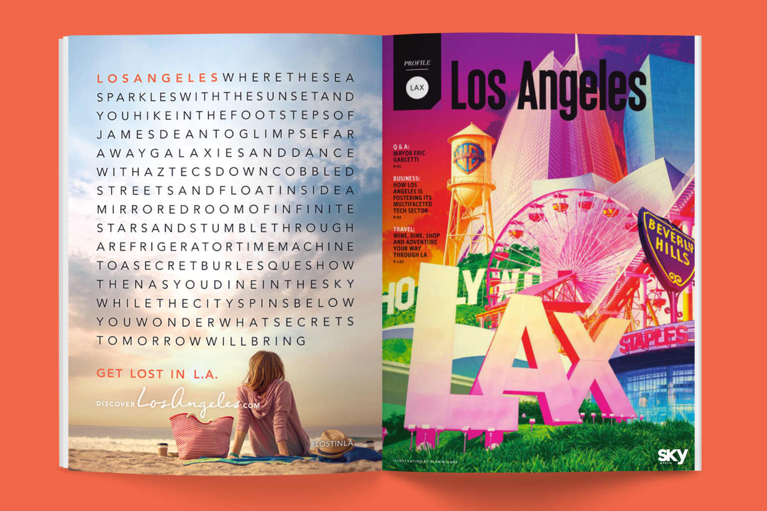 L.A. Tourism — Get Lost in L.A.
