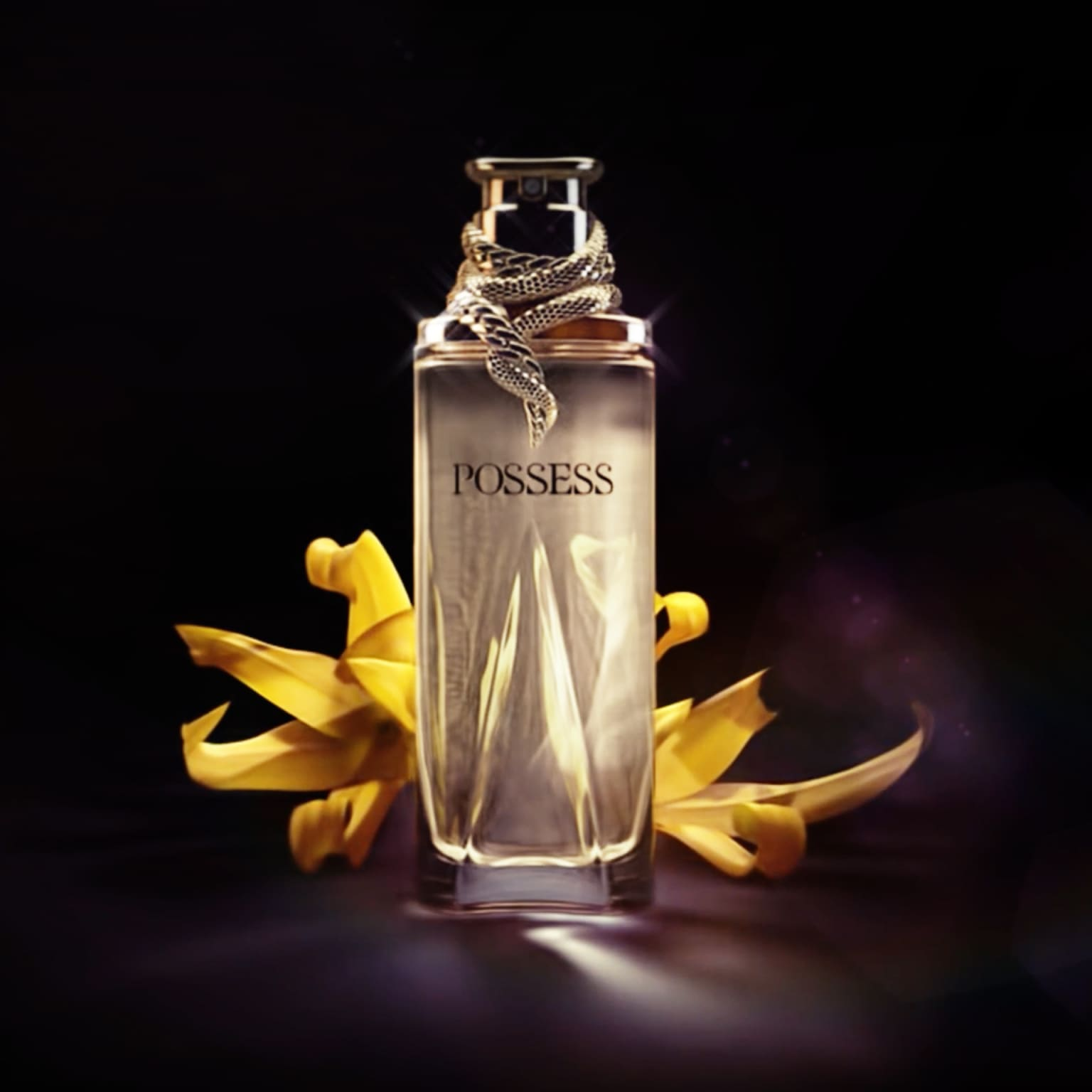 Perfume Commercial for Oriflame's Possess