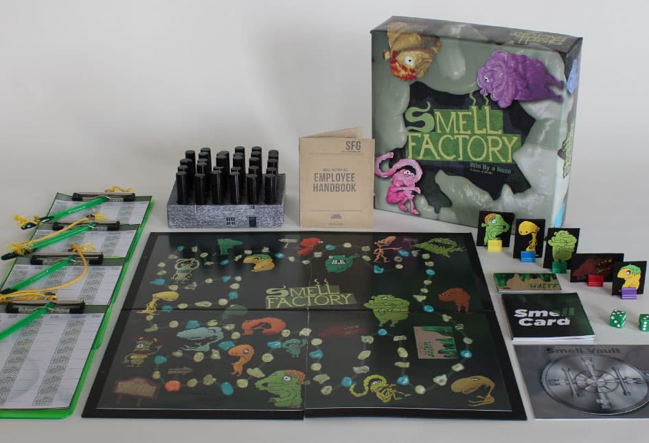 Smell Factory