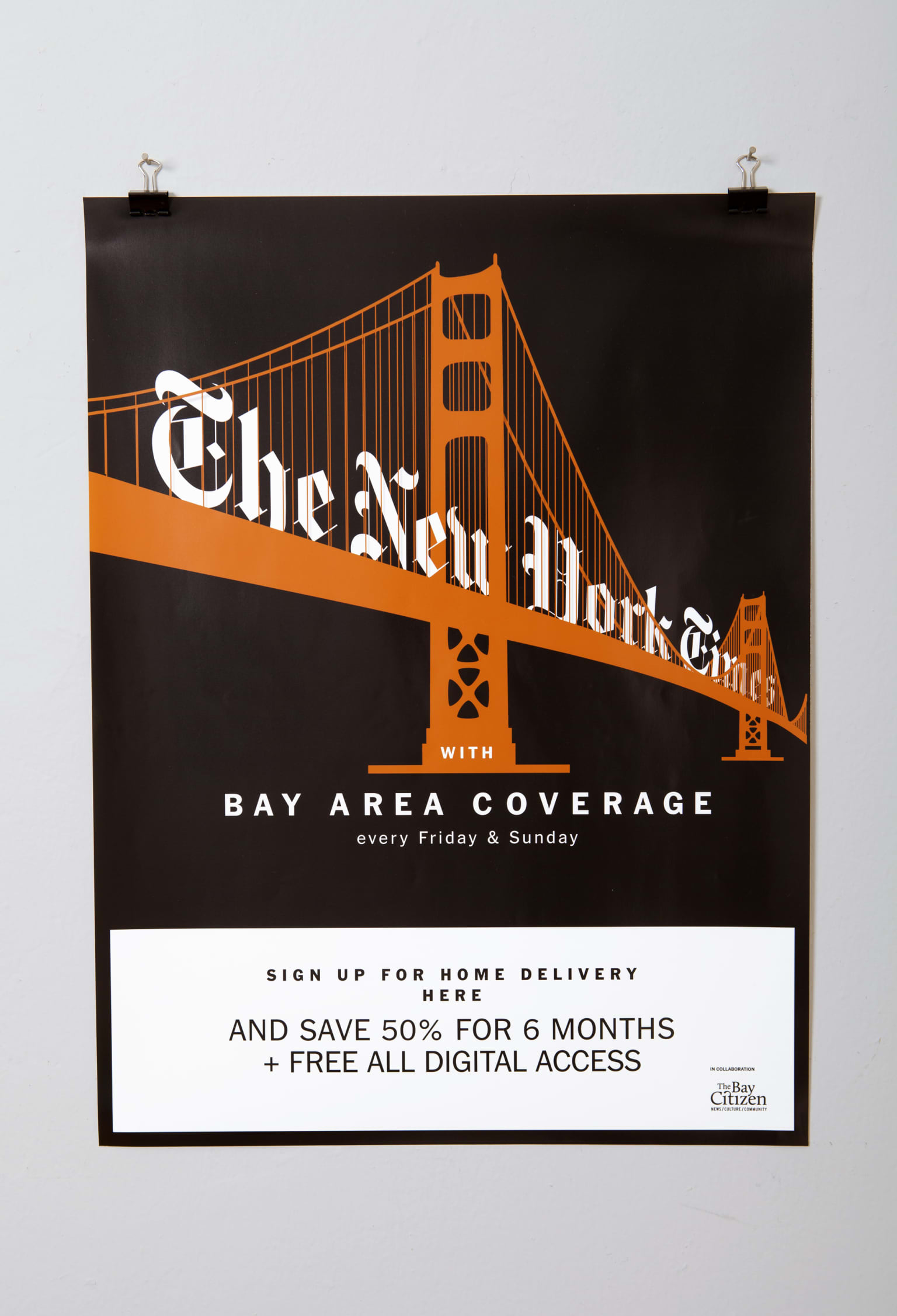 The New York Times Ad Campaign