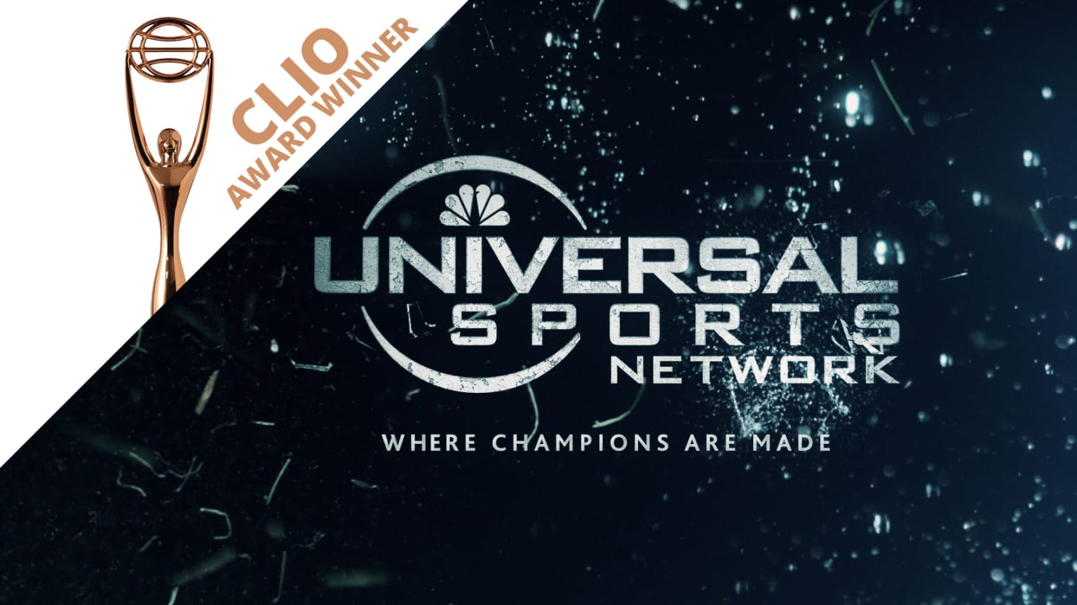 Universal Sports Network | Hero Spot + Promo Toolkit