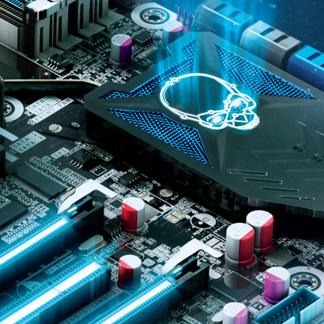 Intel: In Your System - Global Retail