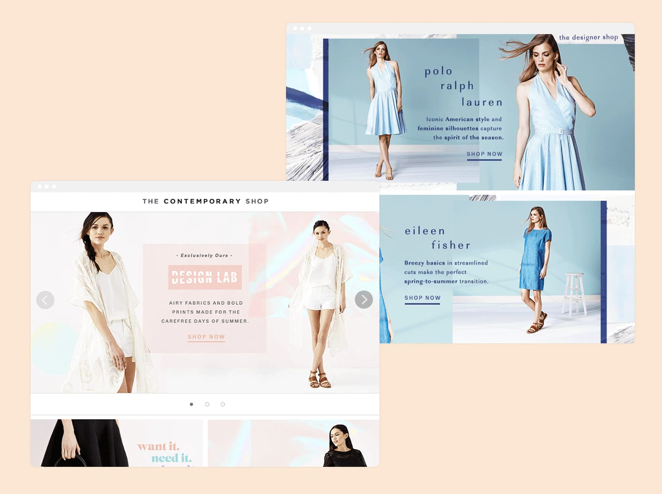 Lord & Taylor @ Saks, Digital Rebrand
