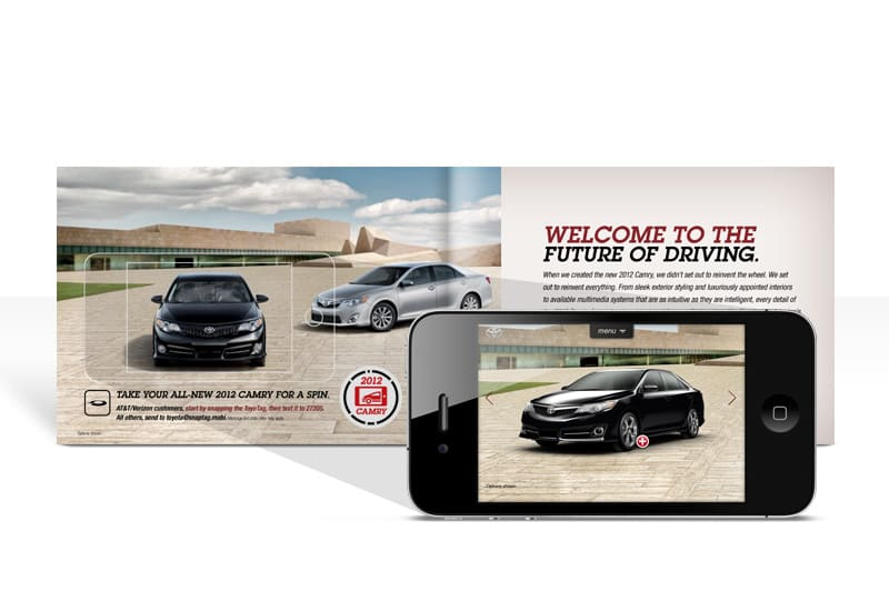 Toyota Camry Launch - Direct