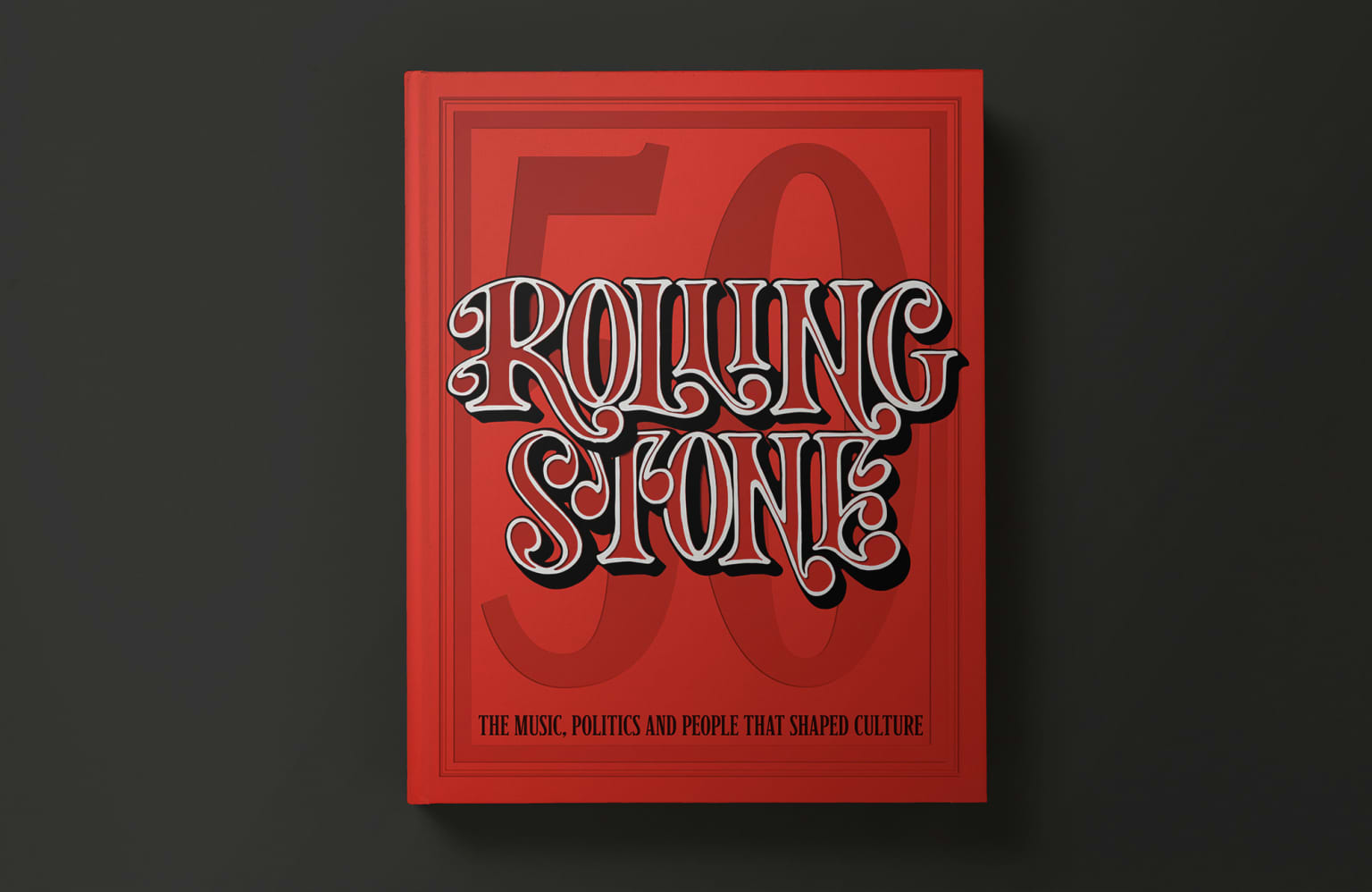 Rolling Stone: 50 Years