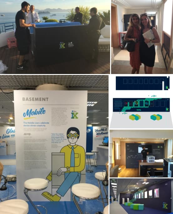 CANNES LIONS BRAND LAUNCH