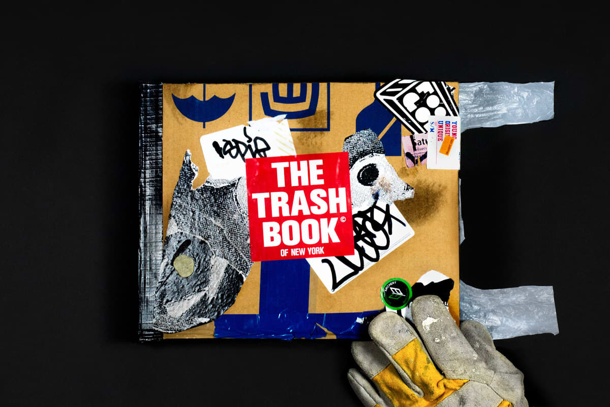 ©The Trash Book