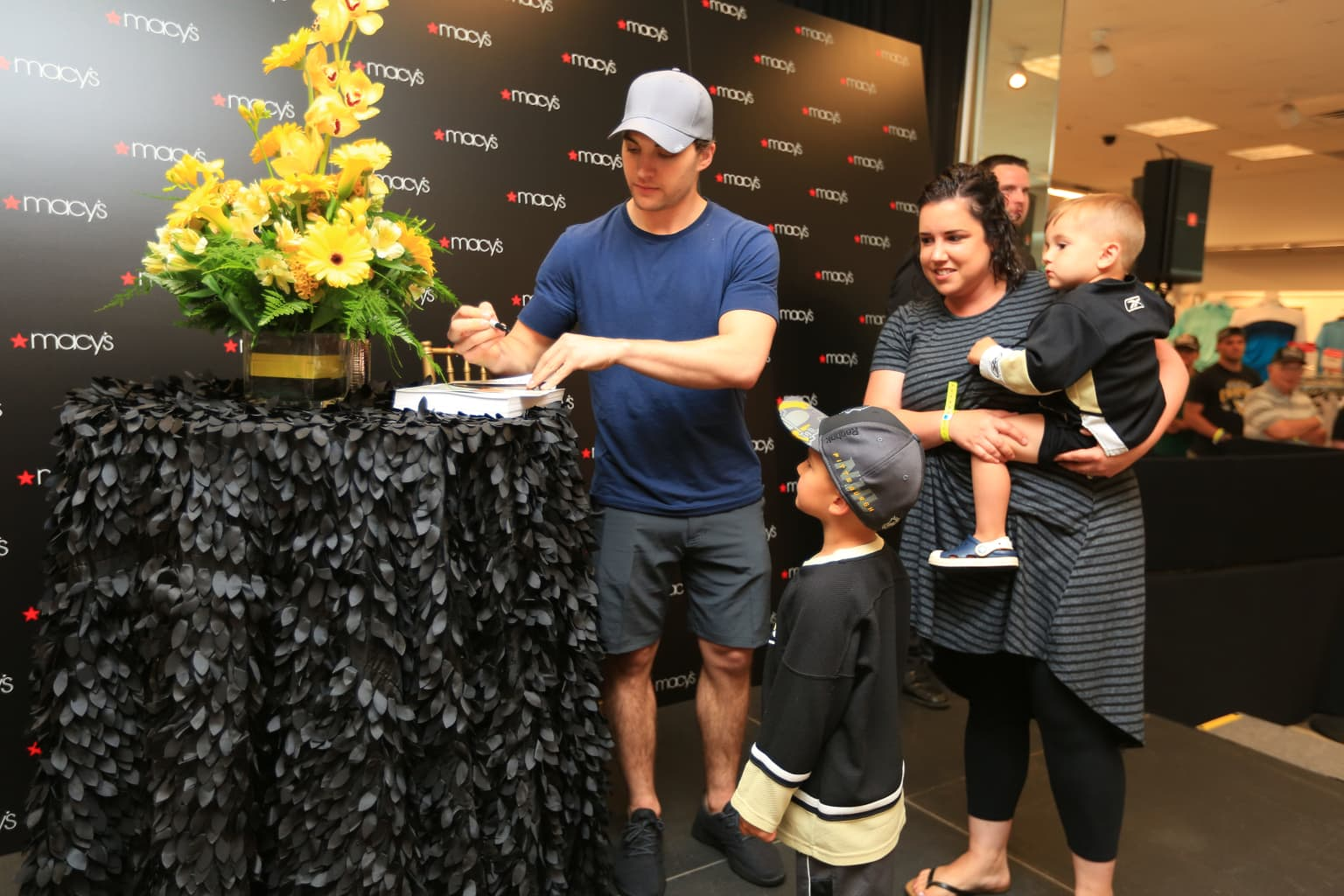 Signing Event with Stanley Cup Champion Conor Sheary