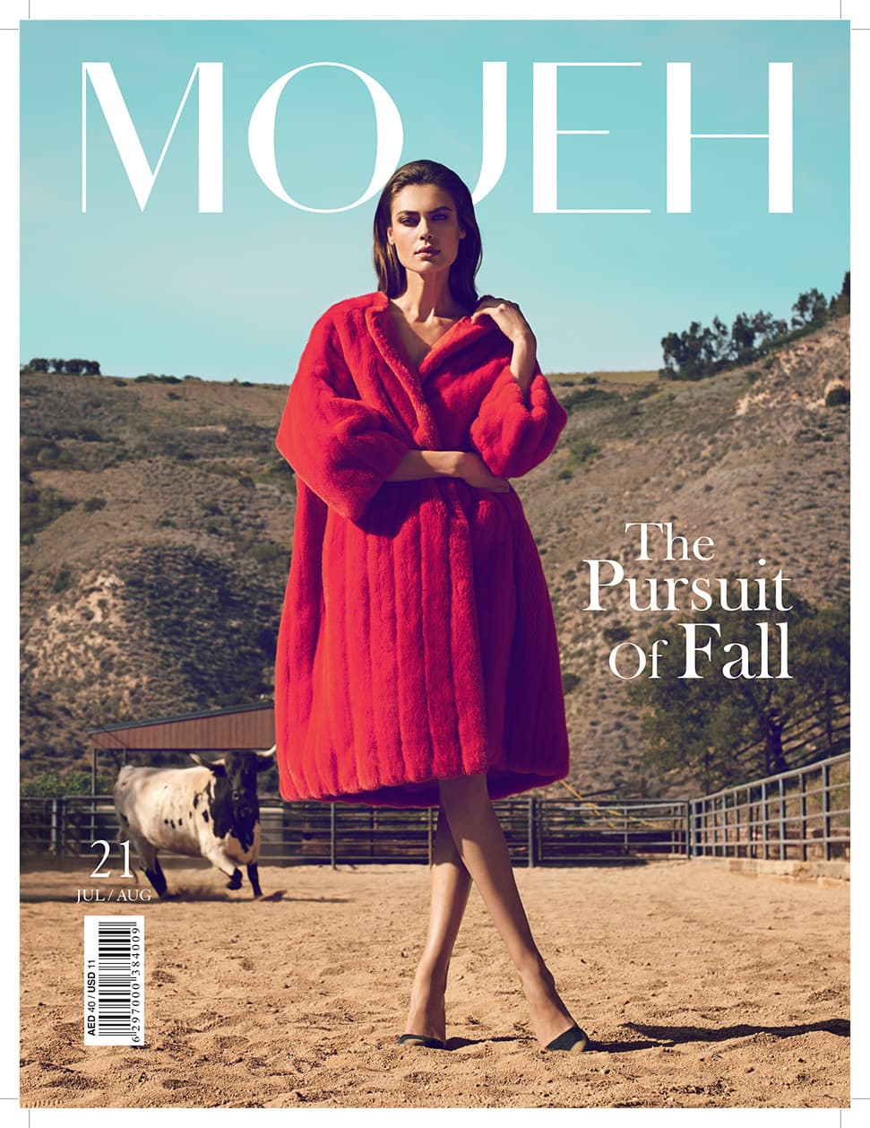 Mojeh Cover