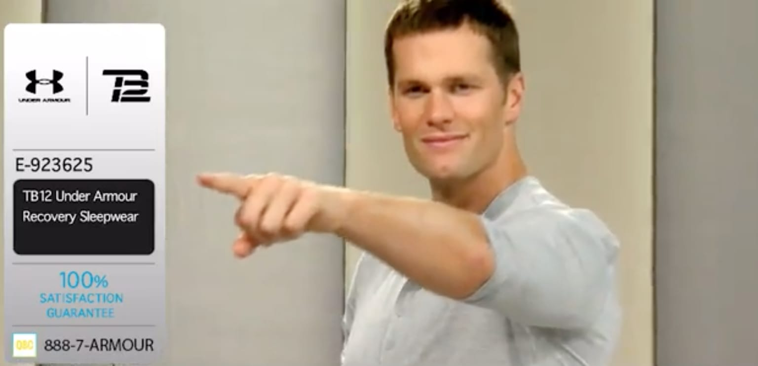 "Funny or Die / Under Armour ""QBC"" With Tom Brady"