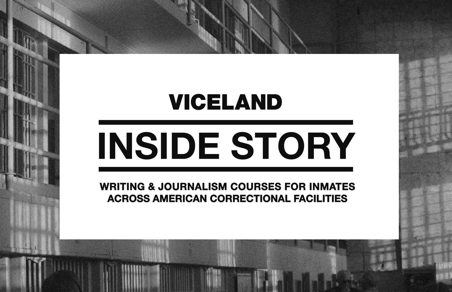 Viceland - We get the stories because we've lived the stories