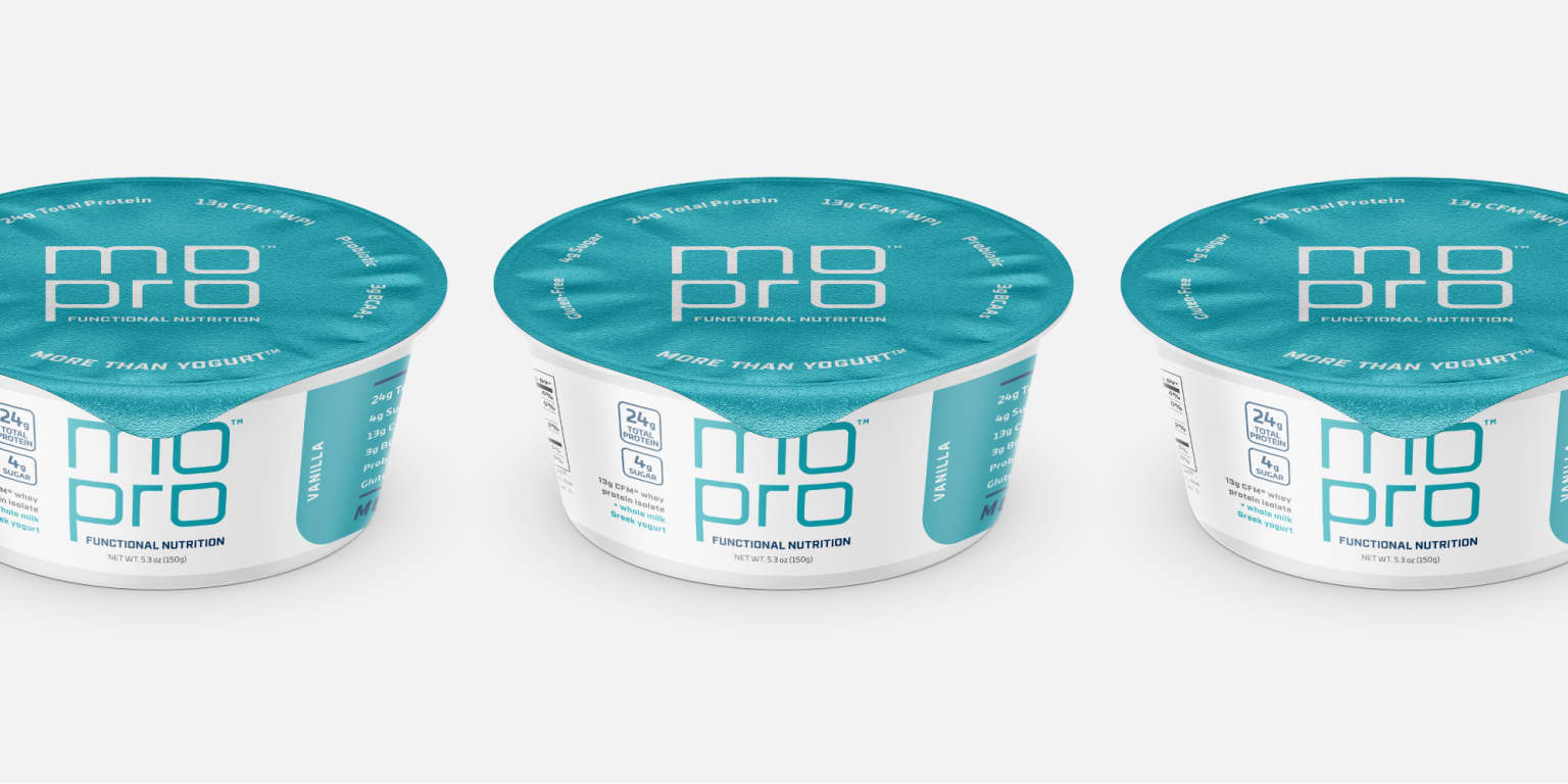 MOPRO Function Nutrition Branding