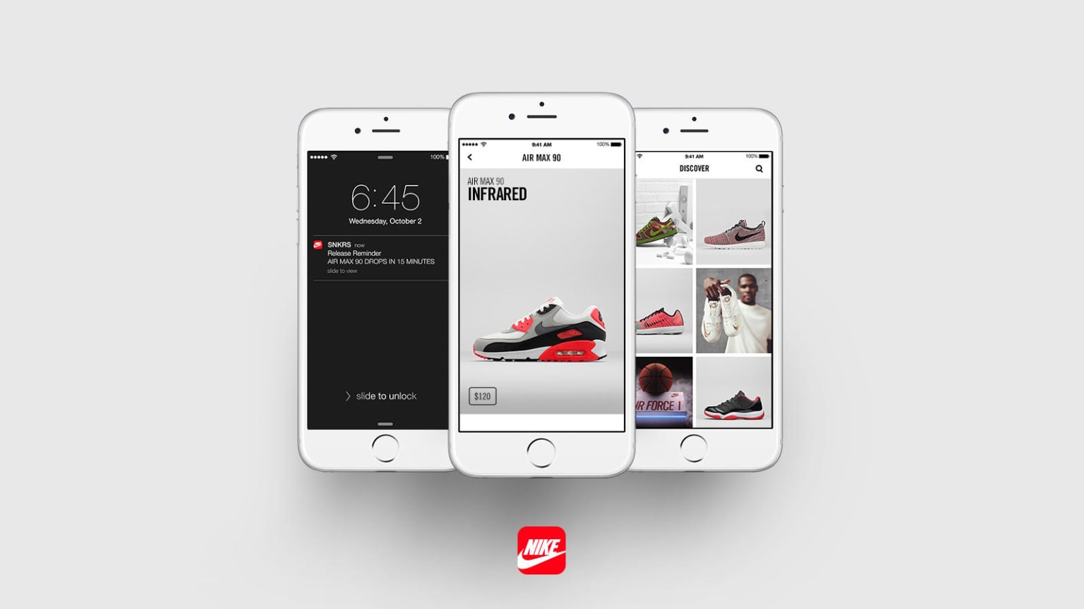 NIKE SNKRS MOBILE APP LAUNCH RECAP – ALL STAR WEEKEND 2015