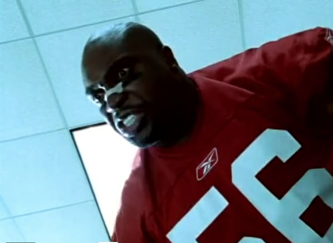 """Reebok, """"Terry Tate, Office Linebacker"""", Superbowl Commercial"""