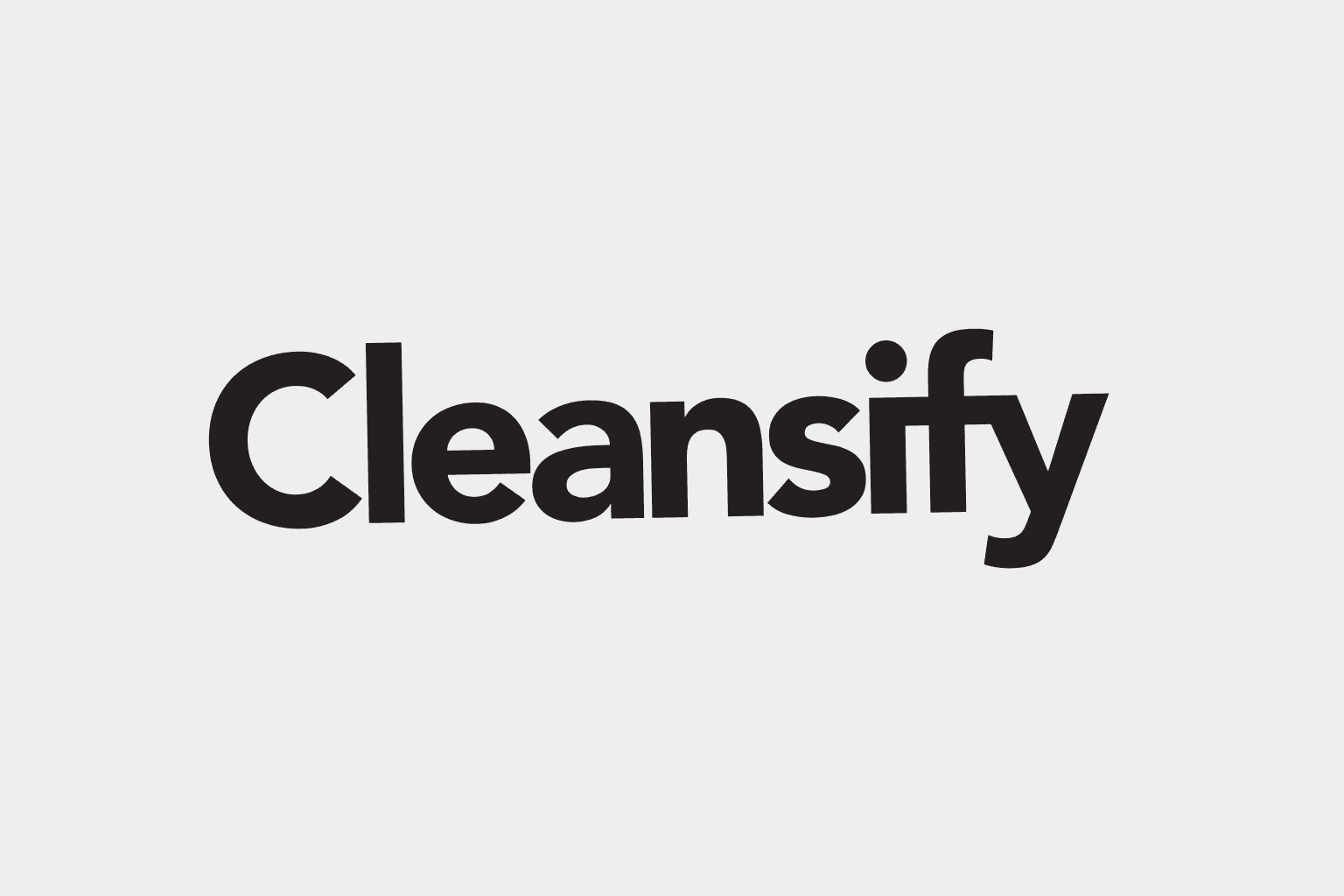 Cleansify Package