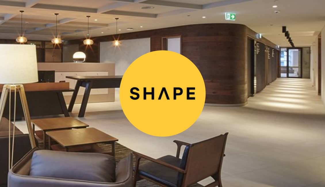 UX Research and Interactive Wireframes for Shape Website Redesign