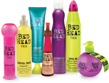 TIGI Packaging and Product Development