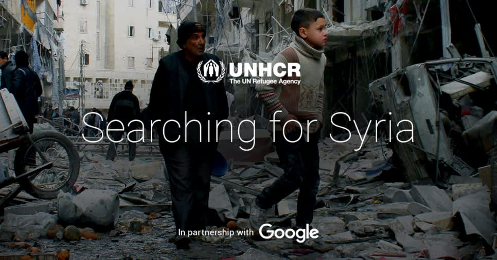Google - Searching for Syria