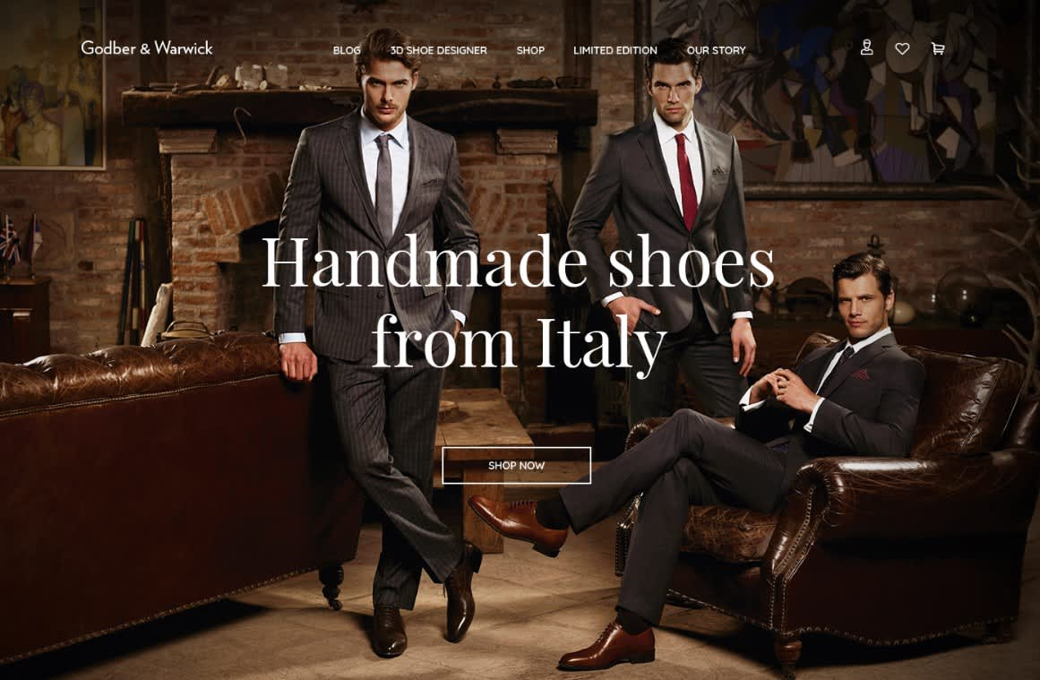 Luxury Men's Shoes