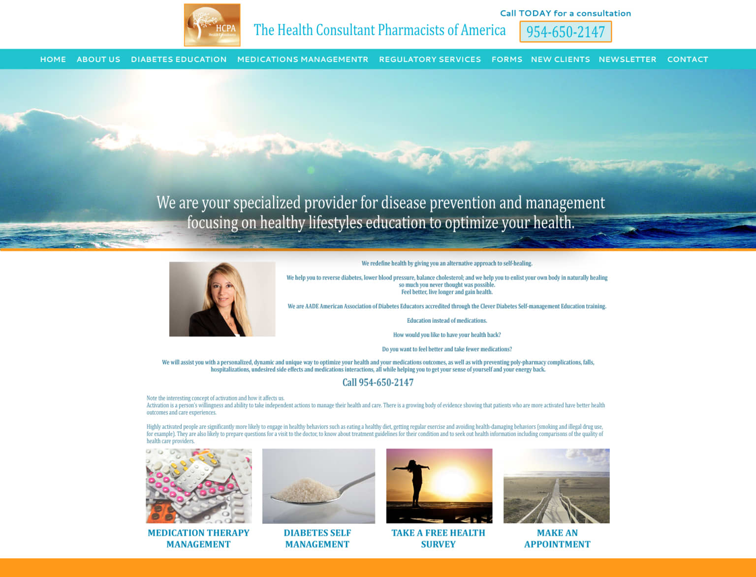 Health Consultant Pharmacists of America