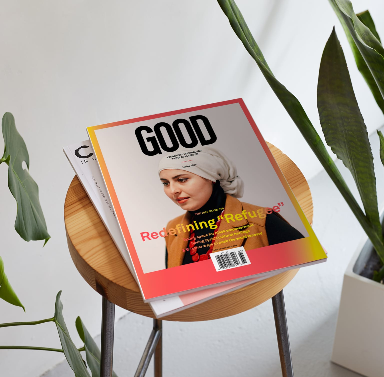GOOD Magazine: Issue 36