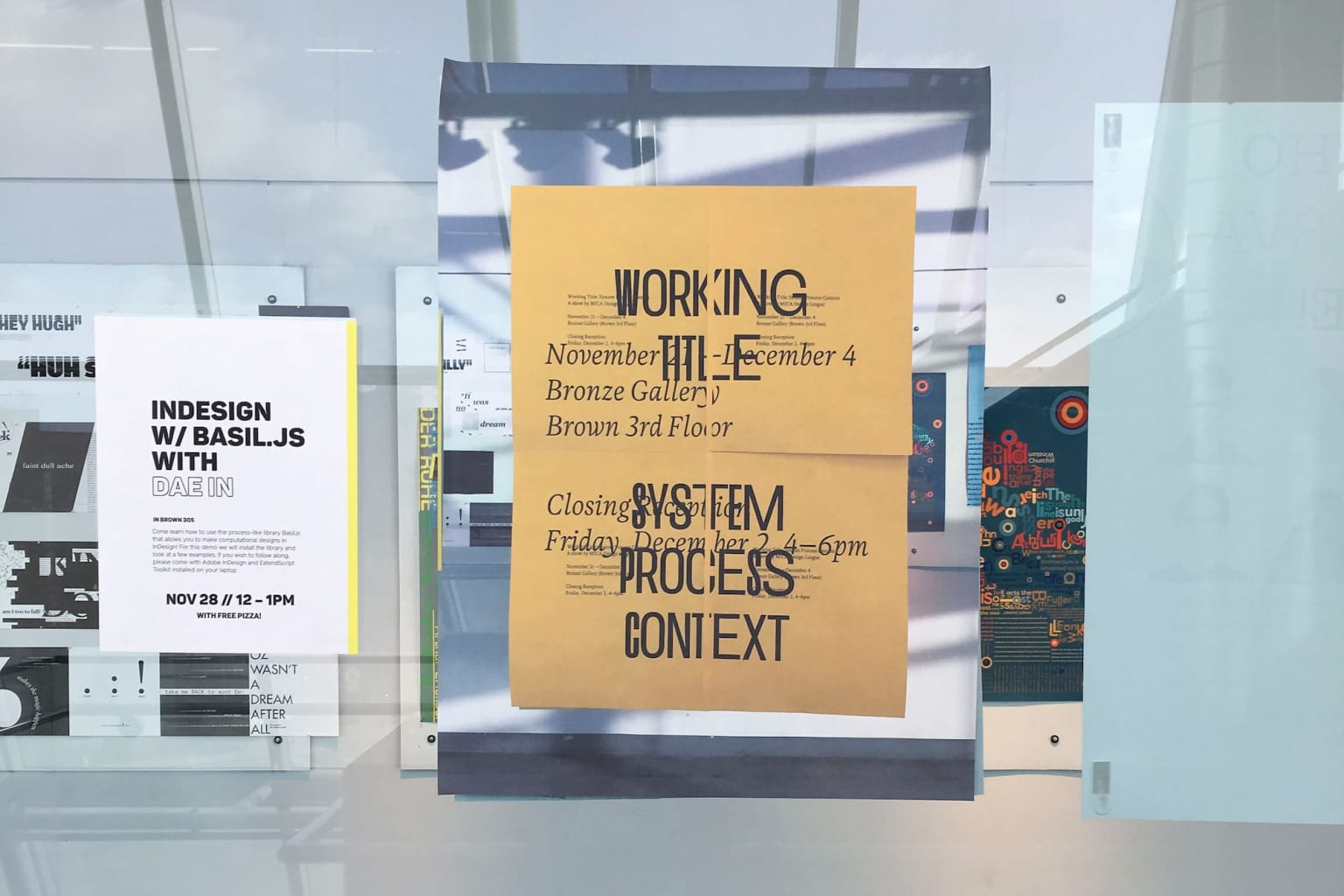 Working Title: Systems, Process, Context