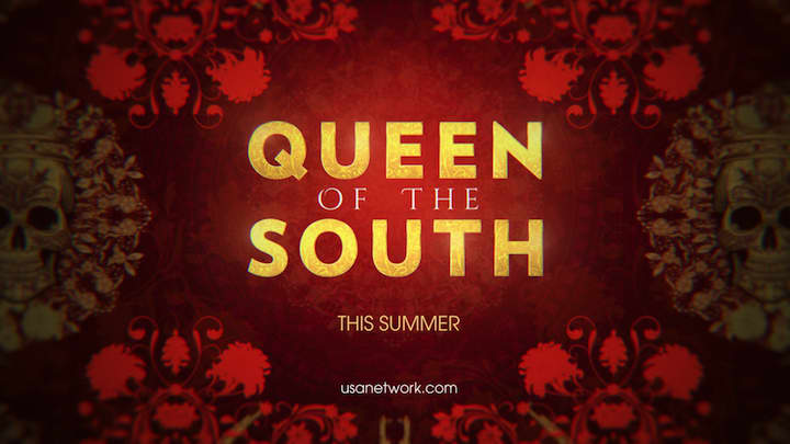 Queen of the South // GFX Packaging