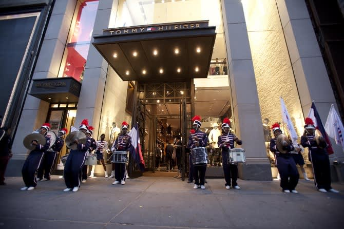 Tommy Hilfiger 5th Avenue Event