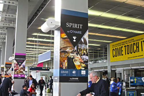 O'Hare Airport Marketing Campaign