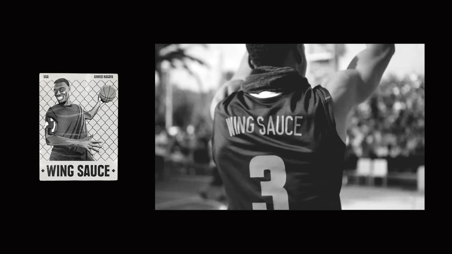 Search For The Baddest by Nike