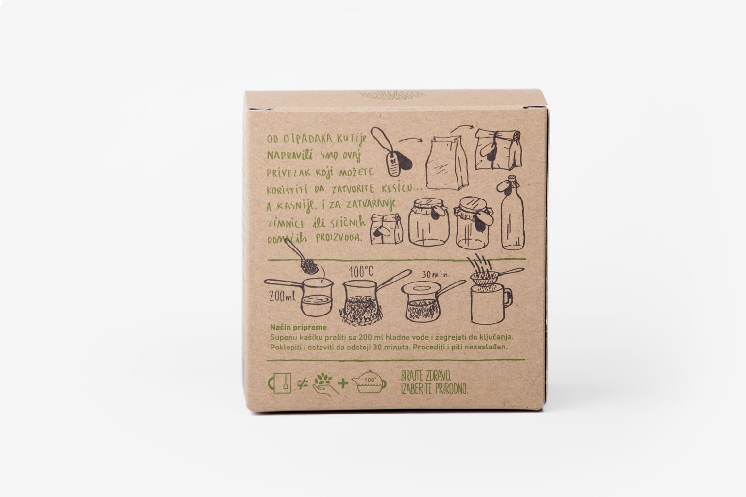 GreenLife Packaging Redesign