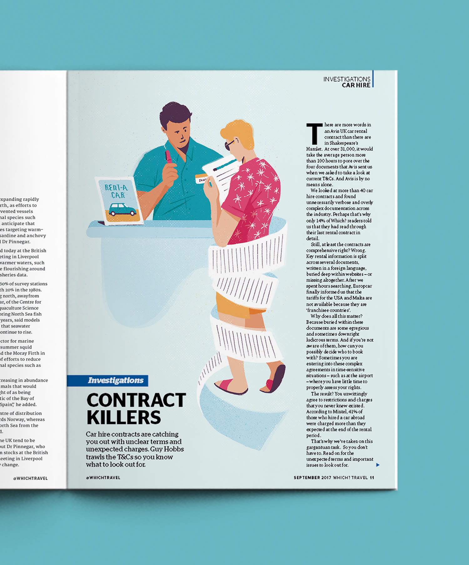 Which? Travel - Killer Contracts
