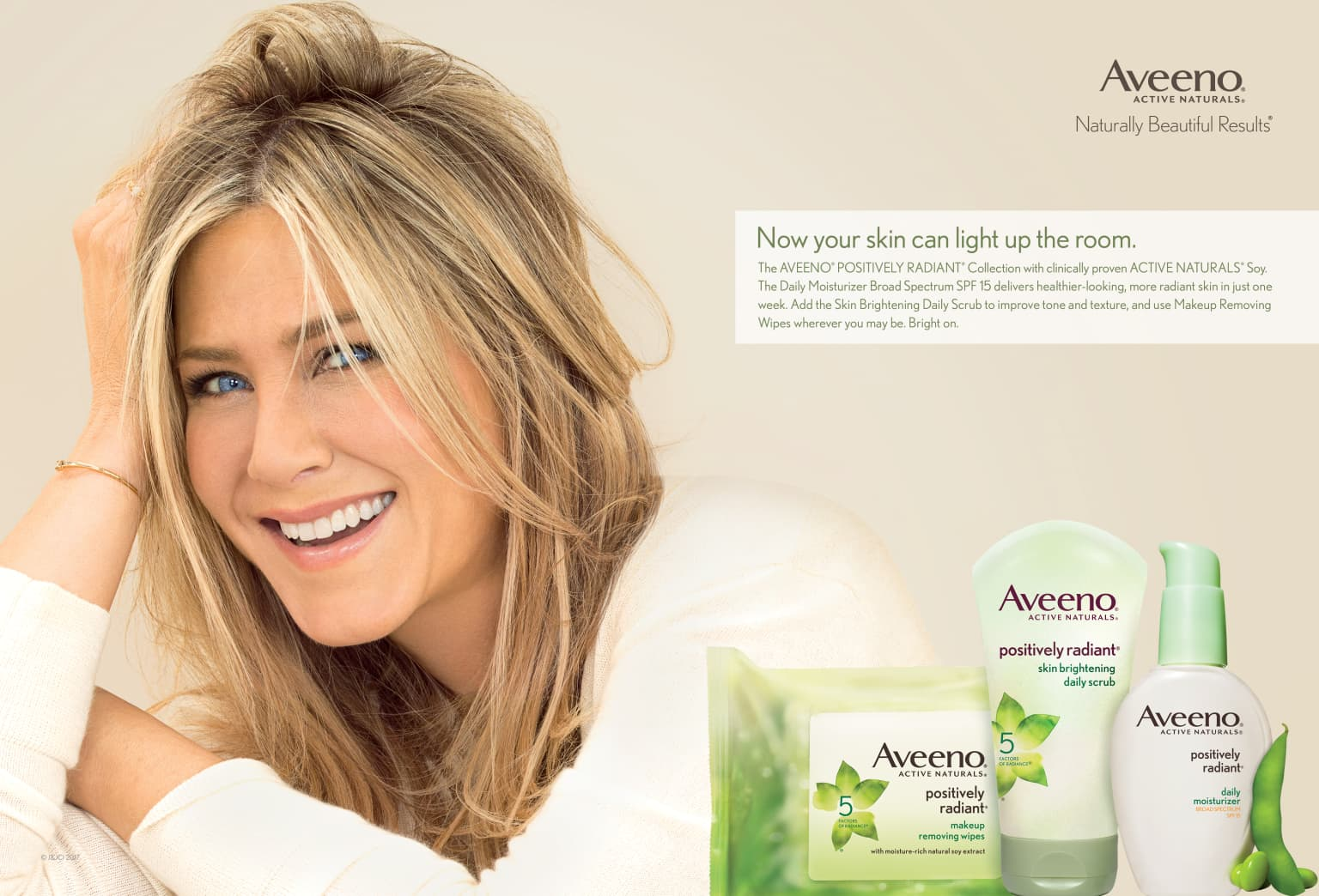 AVEENO POSITIVELY RADIANT REFRESH (SKINCARE)