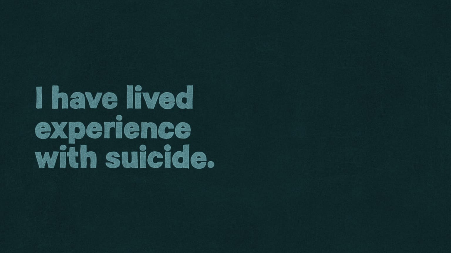 NowThis: World Suicide Prevention Day