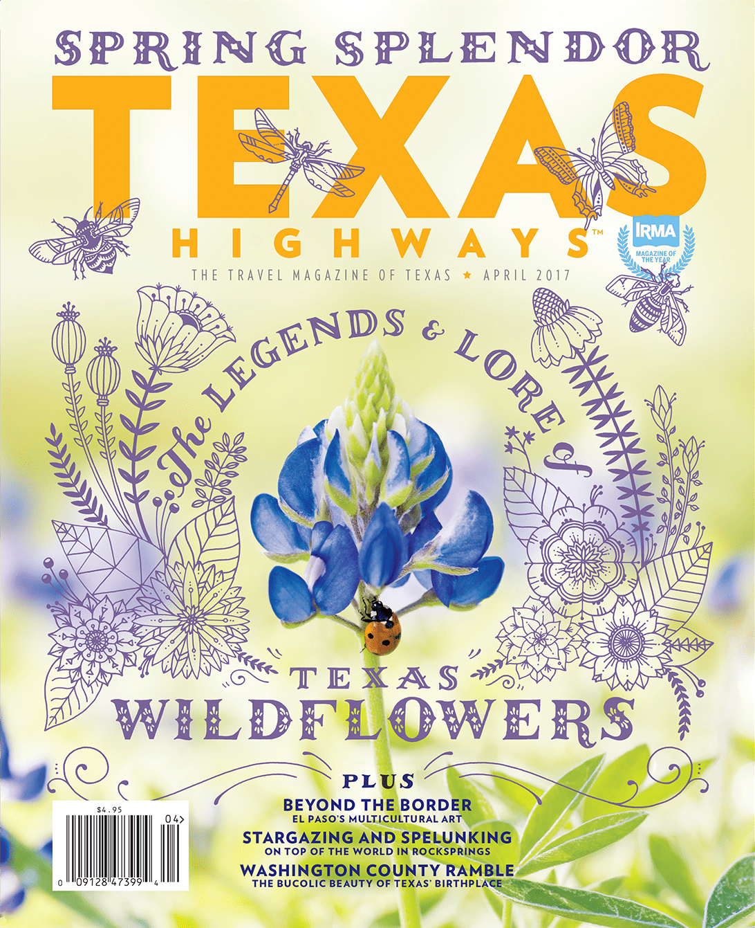 Texas Highways Cover 2017