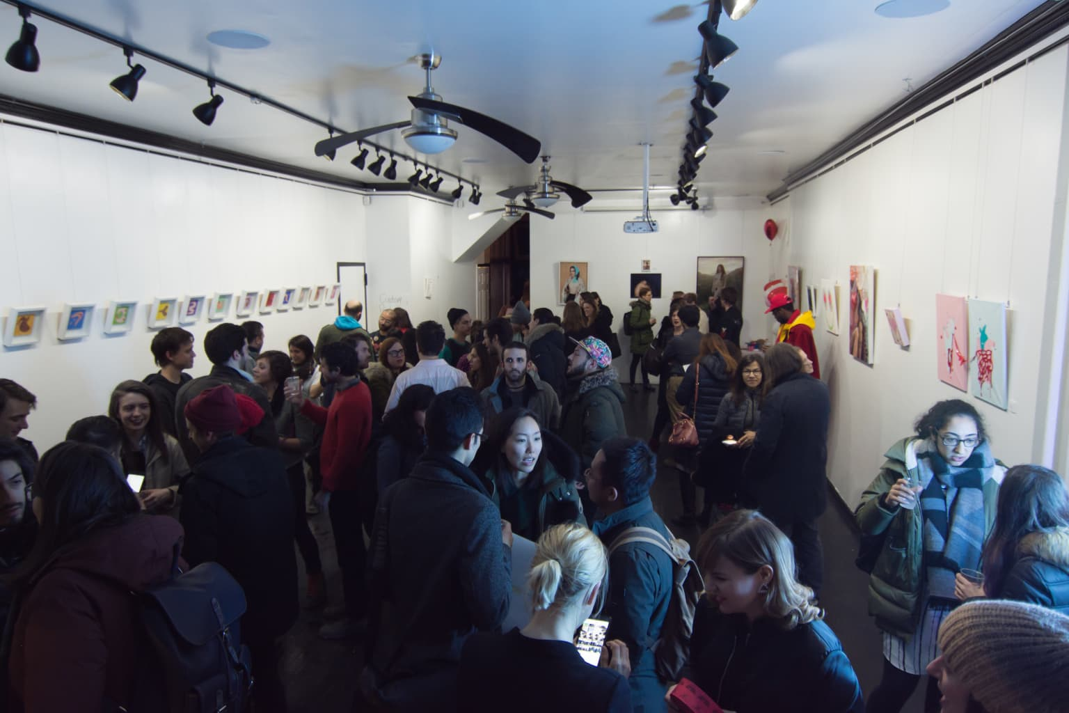 Love Games Art Event for Planned Parenthood