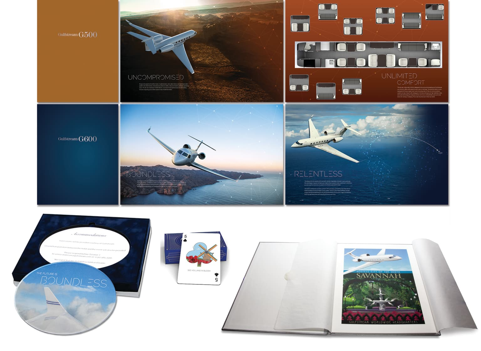New Aircraft Launch Collateral