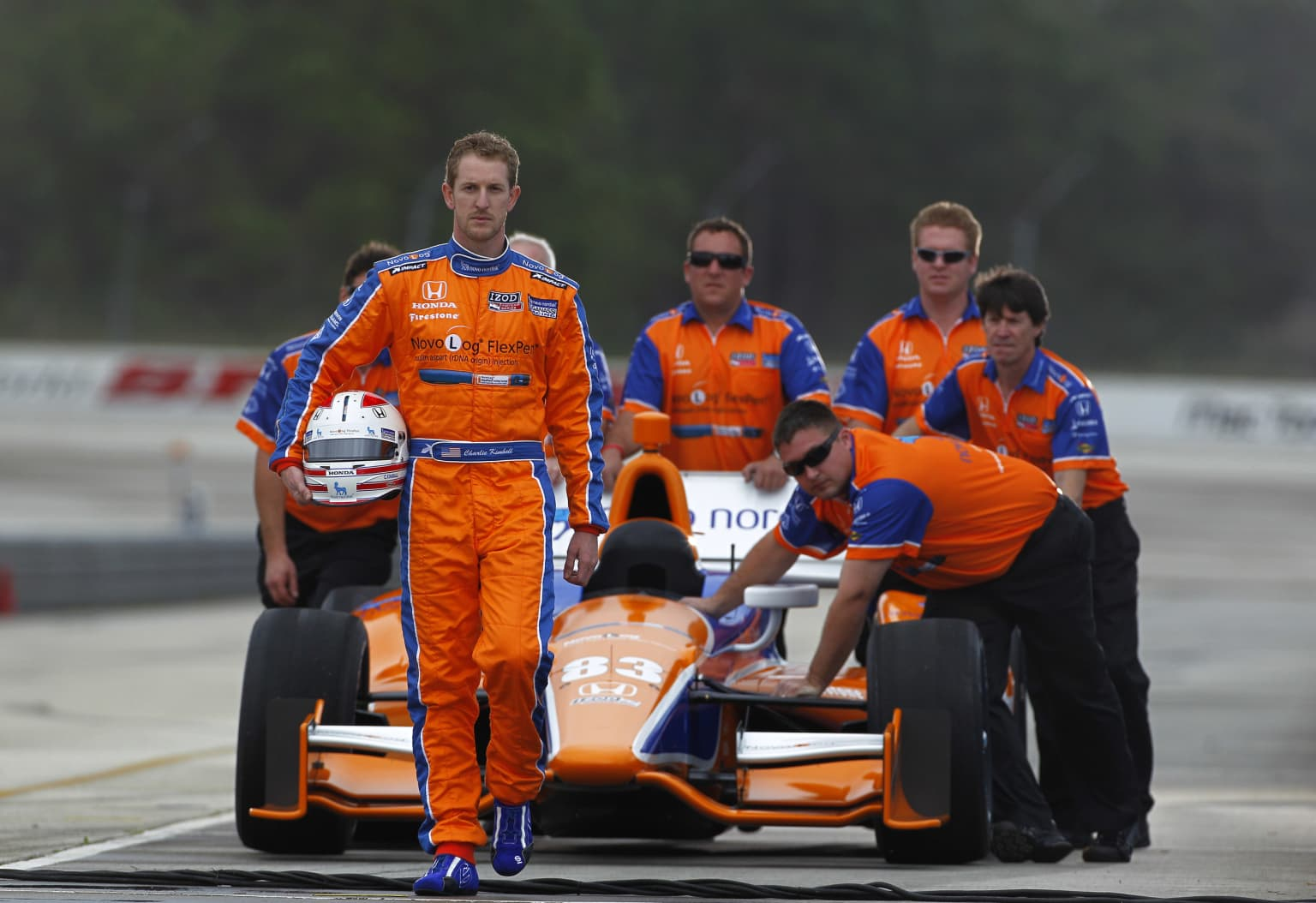 Diabetes Indycar Integrated Campaign