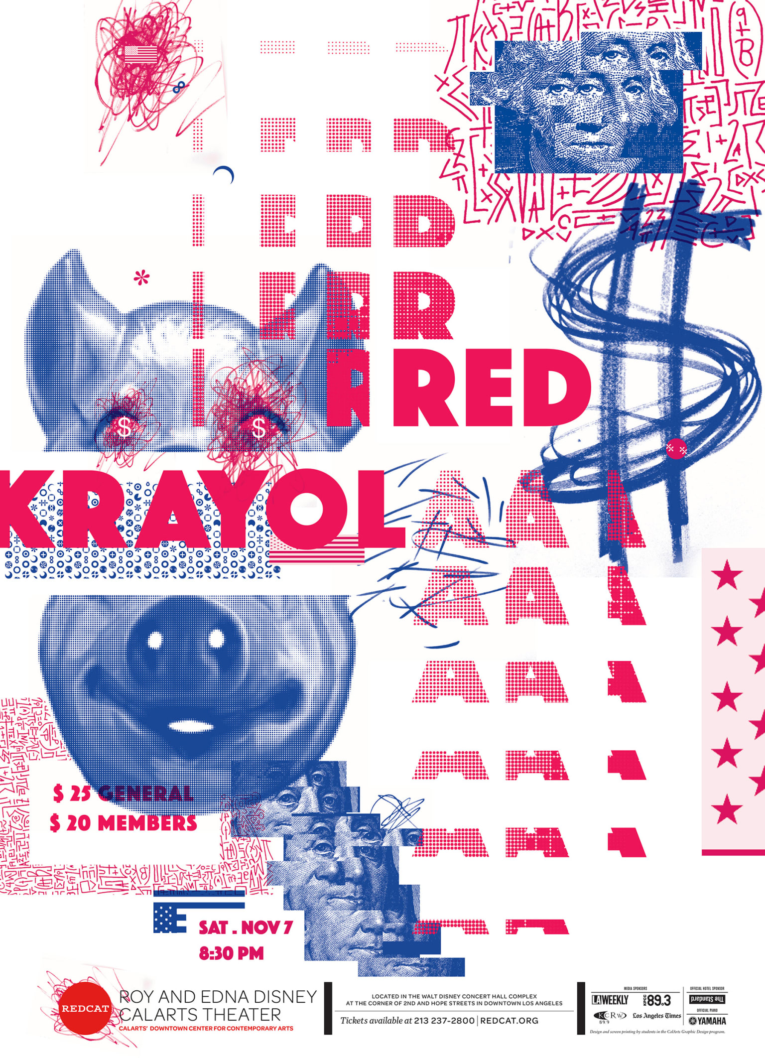 REDCAT Posters